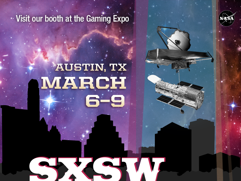 NASA at SXSW: A Space Fan's Guide