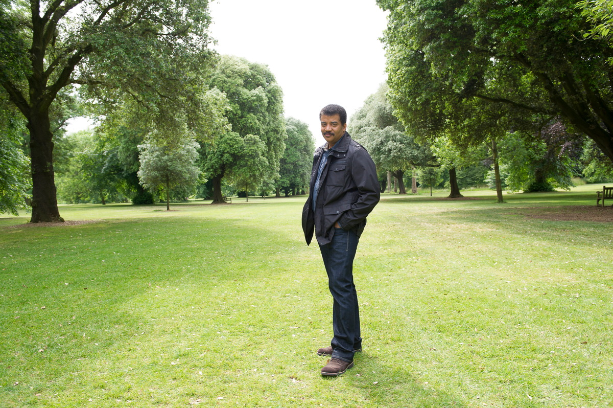 Neil DeGrasse Tyson Hosts 'Cosmos'