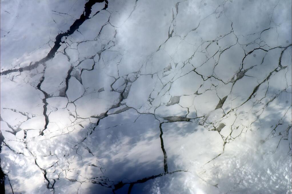 Rick Mastracchio: Frozen Great Lake