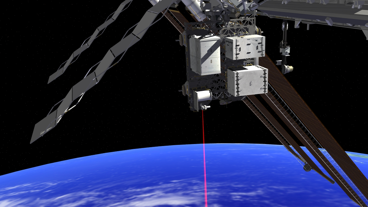 Pew! Pew! Pew! Space Station Laser to Beam HD Video to Earth