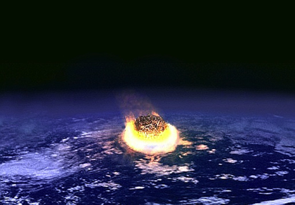 Dinosaur-Killing Asteroid Triggered Lethal Acid Rain