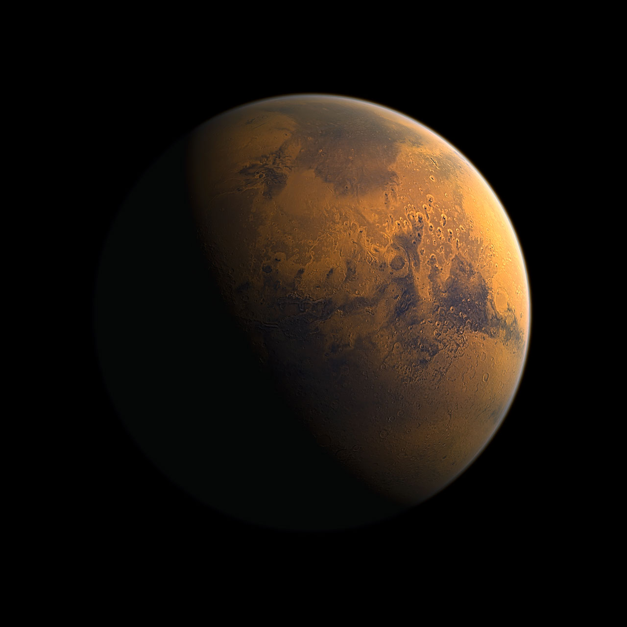 Name a Mars Crater for Mom this Mother's Day