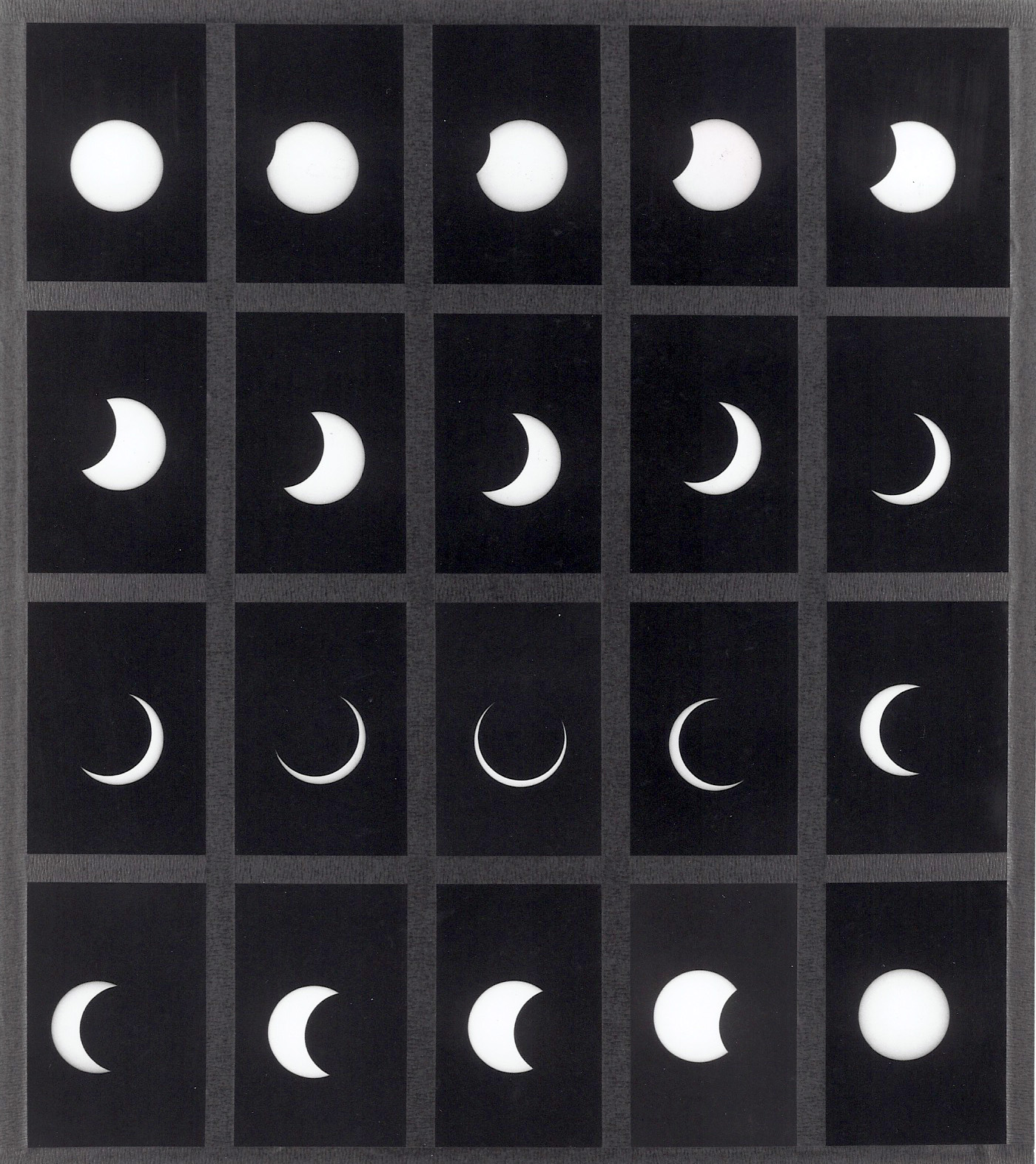 Partial Solar Eclipse - May 10, 1994