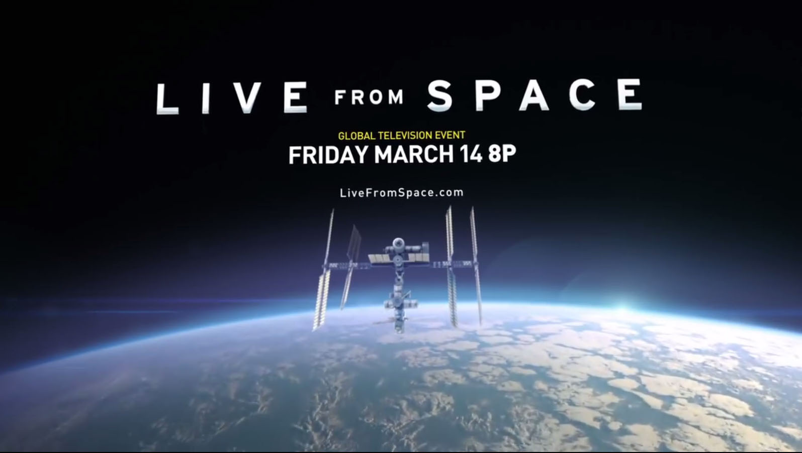 'Live from Space': National Geographic Brings Astronaut Life to Earth on TV Tonight