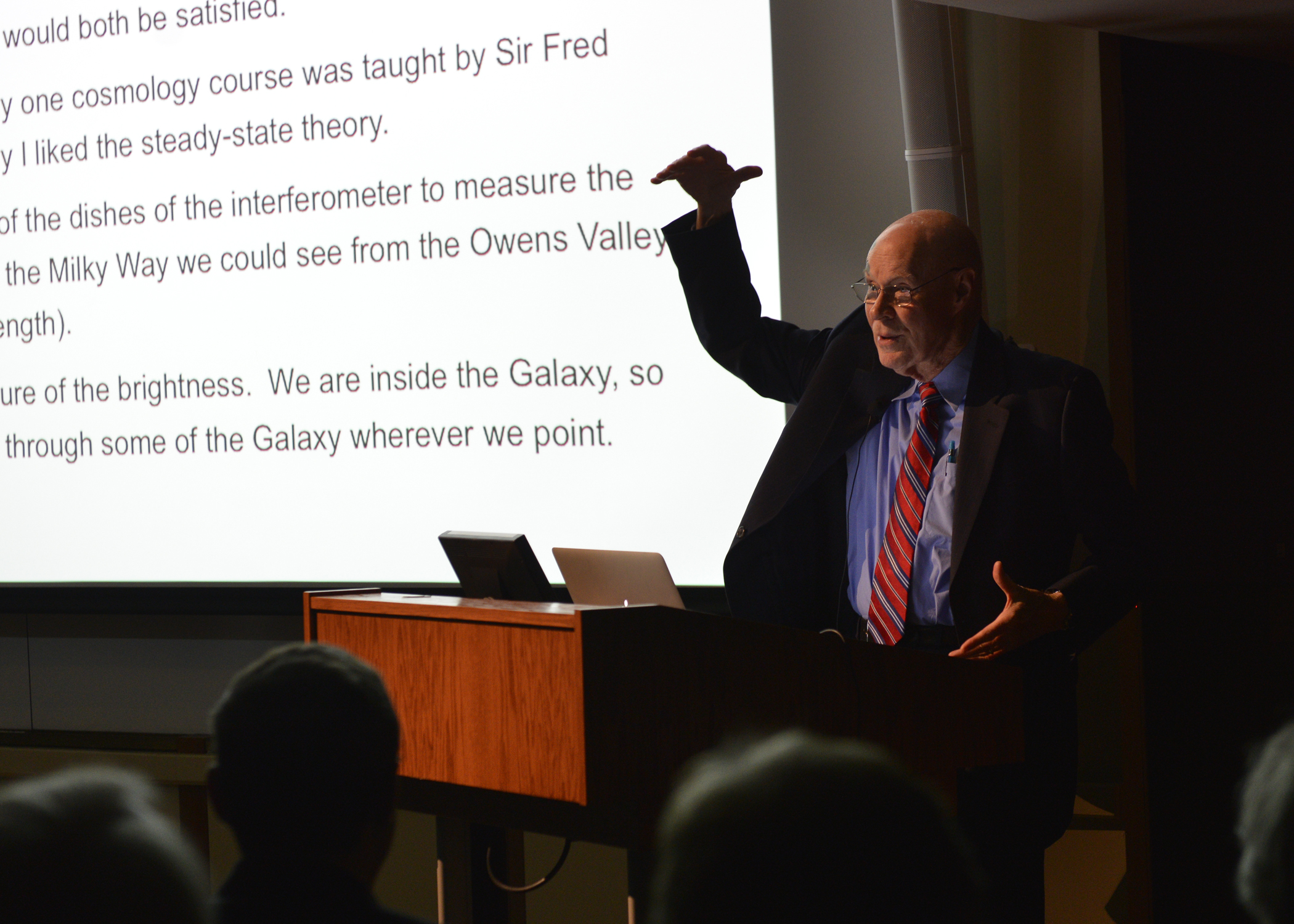 Cosmic Inflation Theory Confirmed? Q&A with Robert Wilson, Co-Discoverer of Big Bang Echo