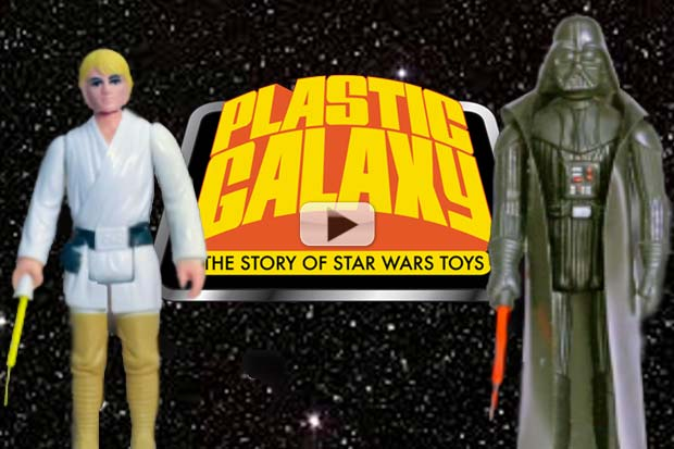'Star Wars' Toys Movie 'Plastic Galaxy' - Director Speaks | Video