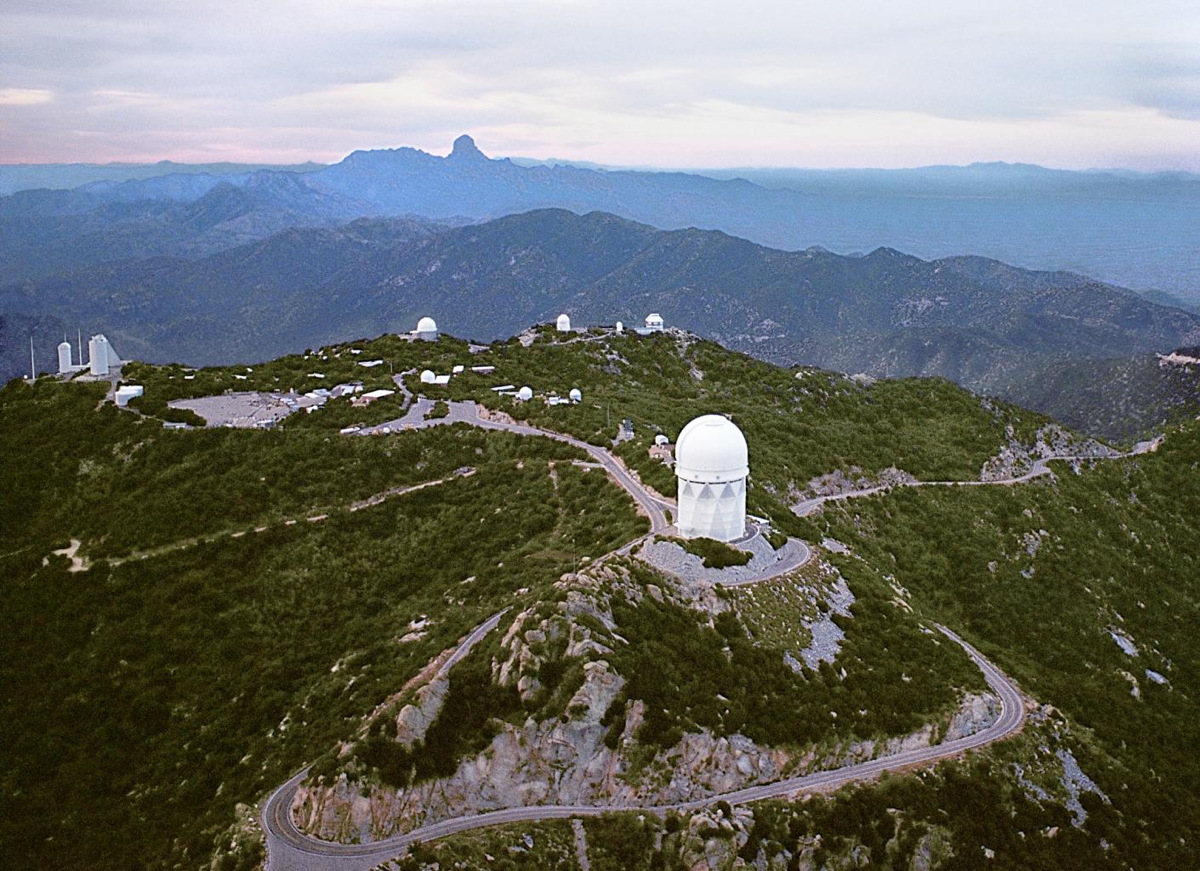 Kitt Peak National Observatory: Discoveries & Programs