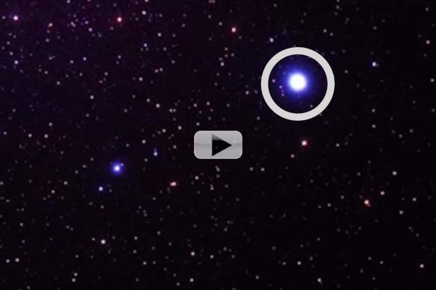 Asteroid Will Block Bright Star - How It Will Look | Video