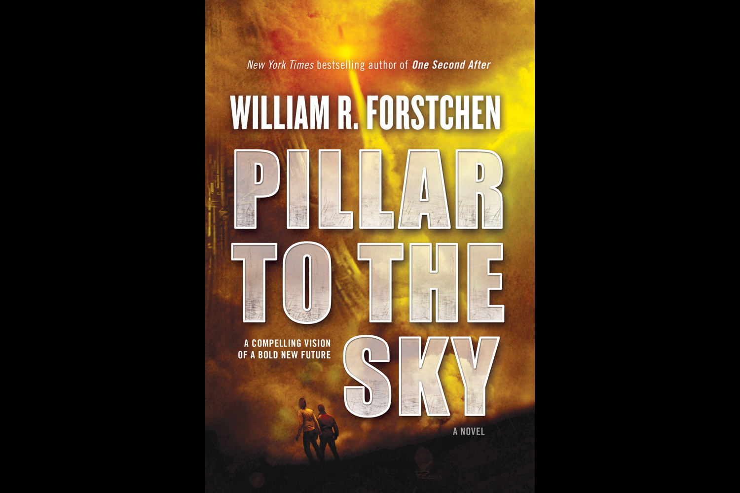 Building a 'Pillar to the Sky': A Space Elevator Q&A with Author William Forstchen