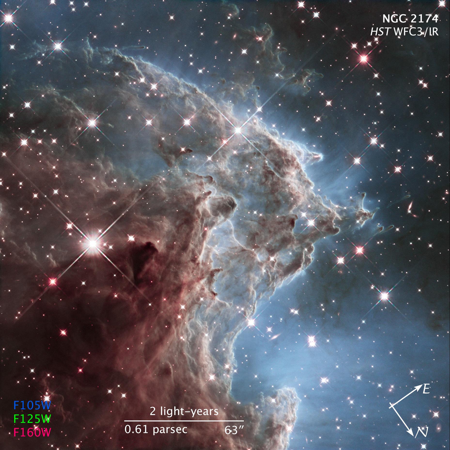Celestial Photos: Hubble Space Telescope's Latest Cosmic Views