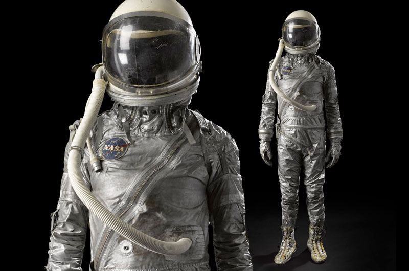 Spring Space Sales: Space Artifacts and Astronaut Mementos Up for Auction