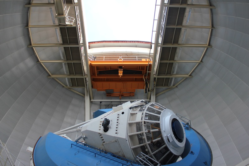 The Giant Mayall Telescope
