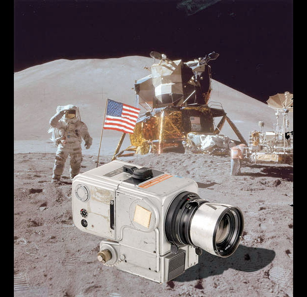 Possible Apollo 15 Hasselblad Camera