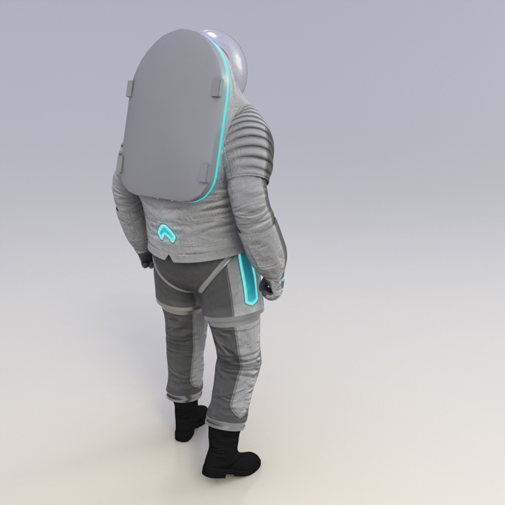 NASA's Z-2 Spacesuit in Pictures: Design Photos and Evolution
