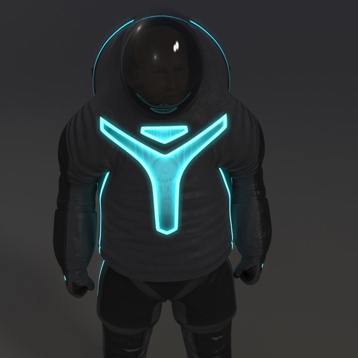 'Technology' Spacesuit Design