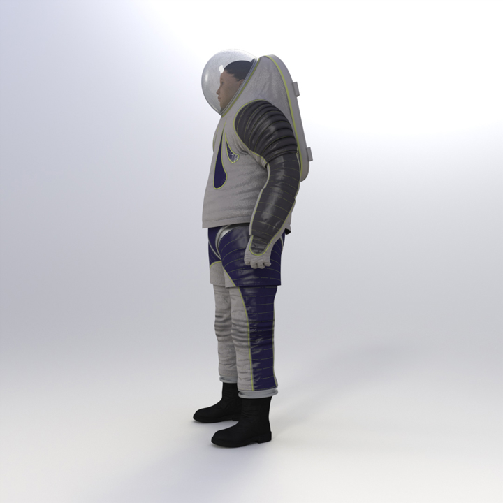 'Trends in Society' Spacesuit Design