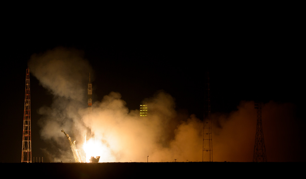 Russian Soyuz Spacecraft Skips Engine Burn in Orbit, Delays 3-Man Crew's Space Station Arrival