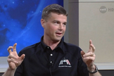 NASA astronaut G. Reid Wiseman is excited about the long term implications of 3D printers in space.