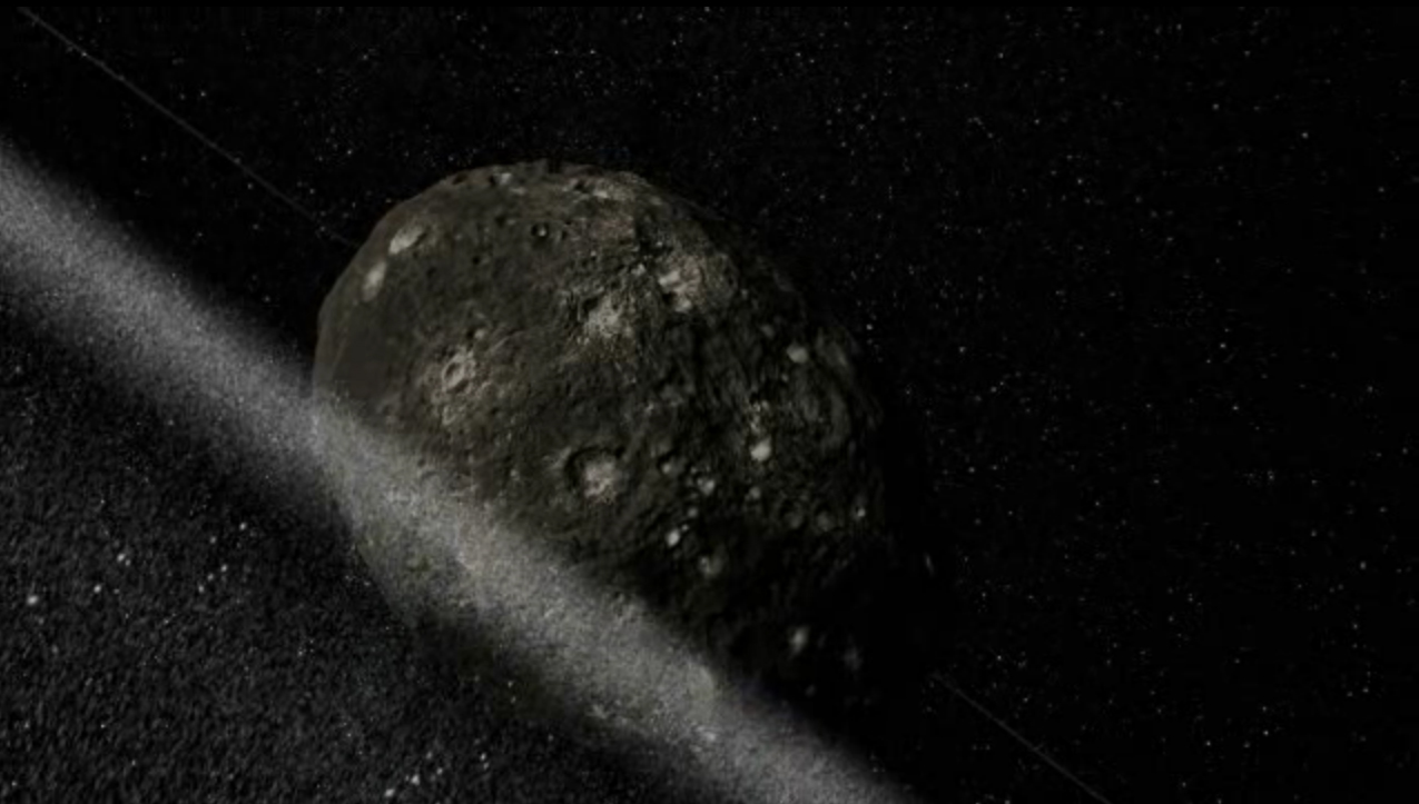 Asteroid Chariklo Has Rings: Images of a Space Rock Oddity (Gallery)