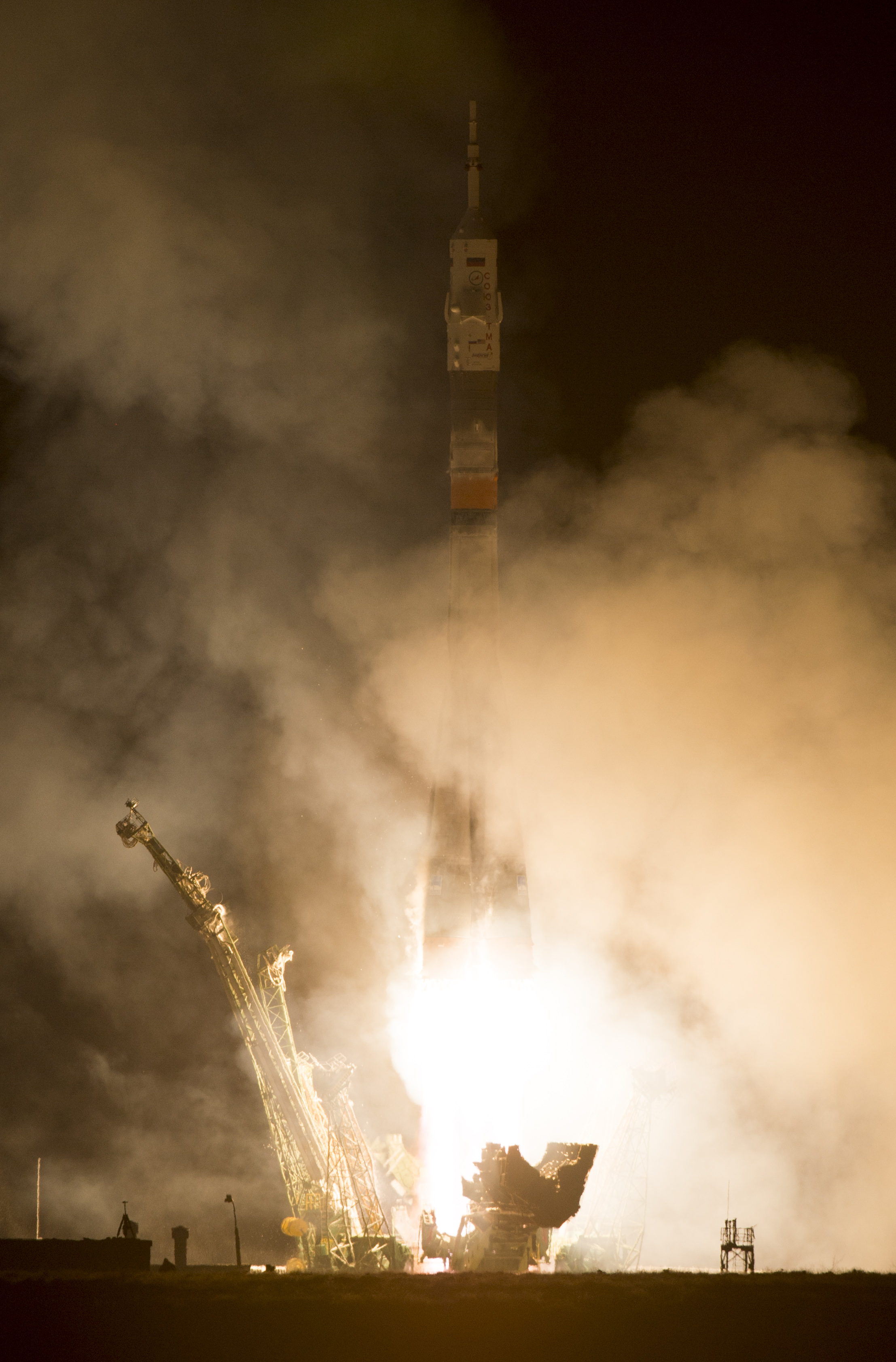 Expedition 39 Launches