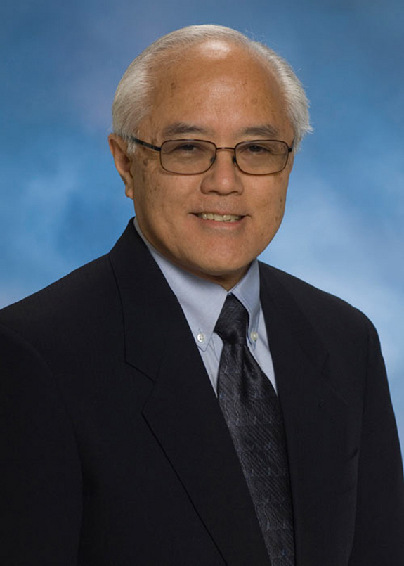 Edward Miyashiro, vice president, Raytheon Company Evaluation Team.