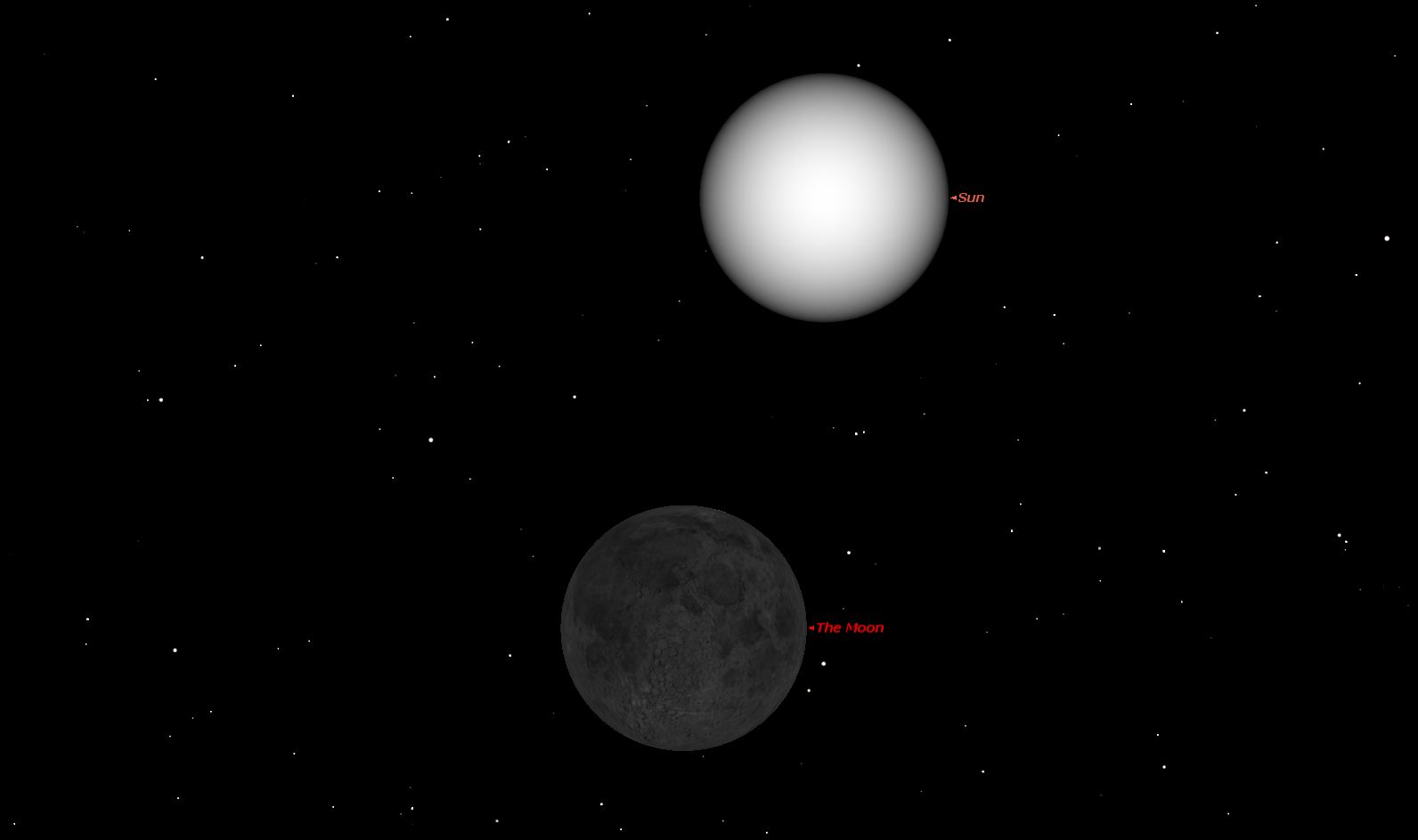 New Moon, April 2014