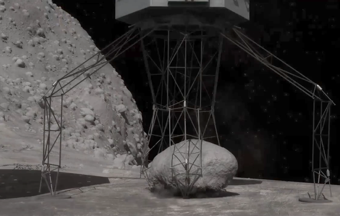 NASA to Pick Boulder Off an Asteroid