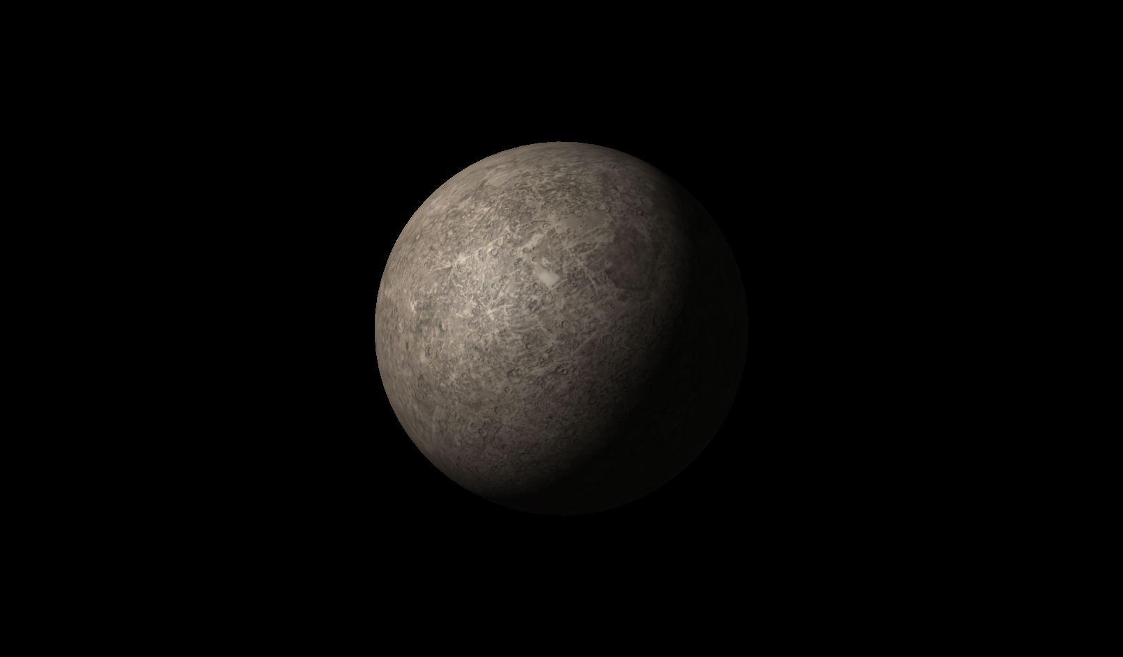 Mercury, April 2014