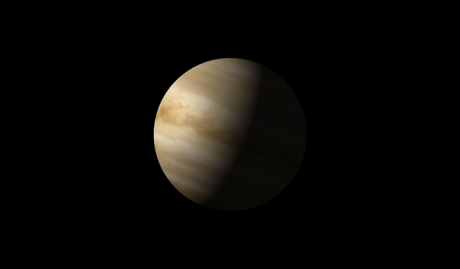 Venus, April 2014