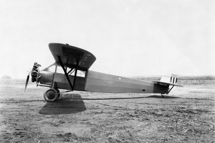 Space History Photo: Fairchild FC-2W2
