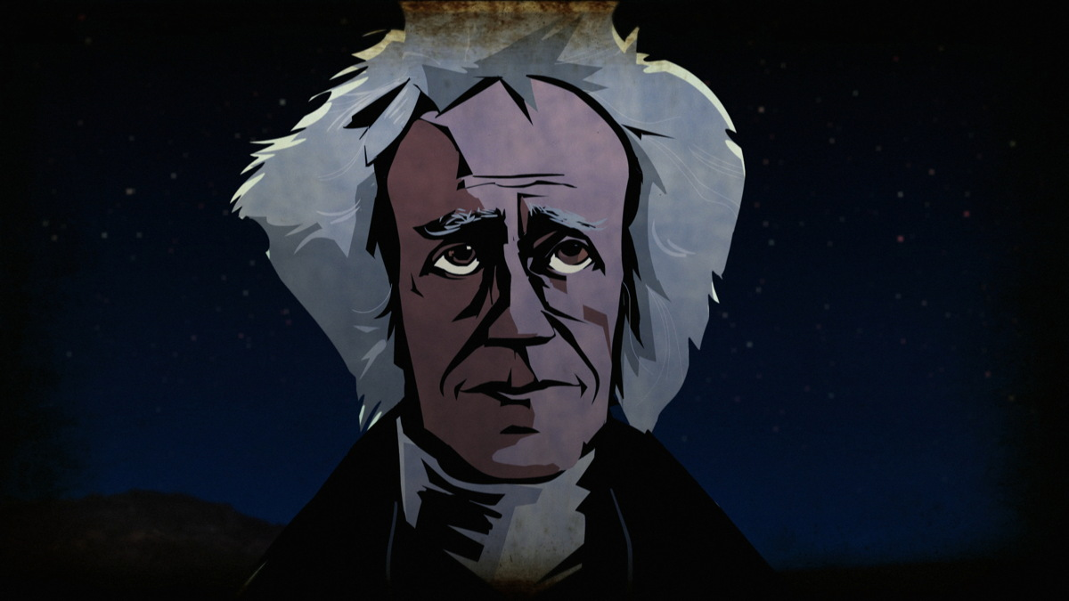 William Herschel in 'Cosmos'