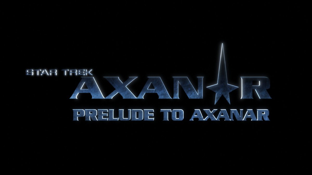 Logo for 'Star Trek: Prelude to Axanar'