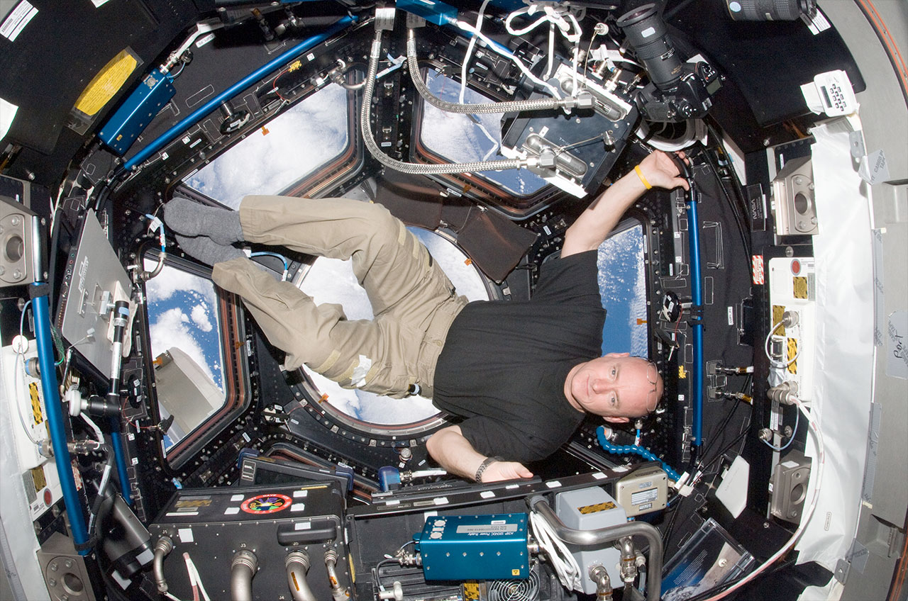 NASA Astronaut Scott Kelly: One year Mission
