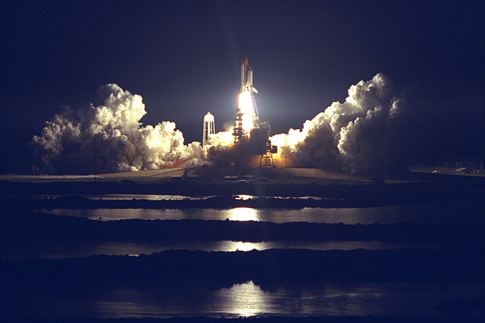 Space History Photo: STS-86 Launch
