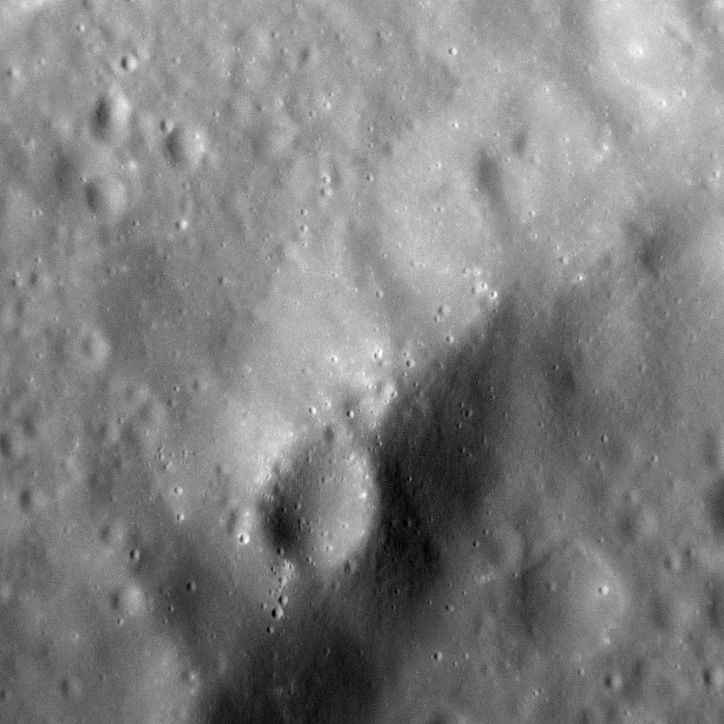 Later Crater