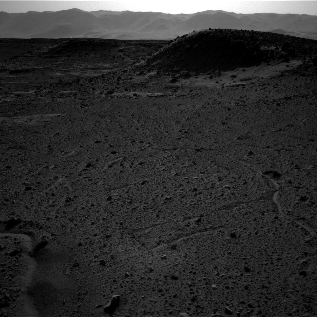Flash of Light Spotted on Mars
