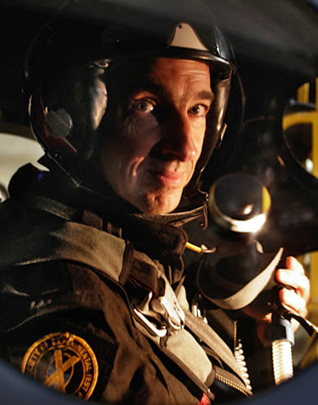 XCOR Aerospace Hires Private Spaceflight Pioneer Brian Binnie as Senior Test Pilot