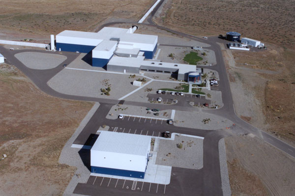 Aerial View of LIGO Hanford Observatory #2