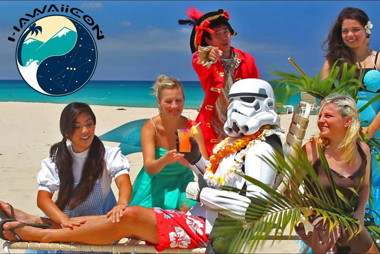 Sci-Fi Stars Set Sights on Hawaii for 'HawaiiCon'