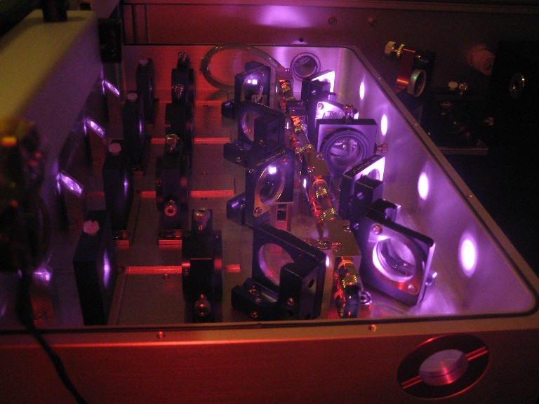 35 W Enhanced LIGO Laser