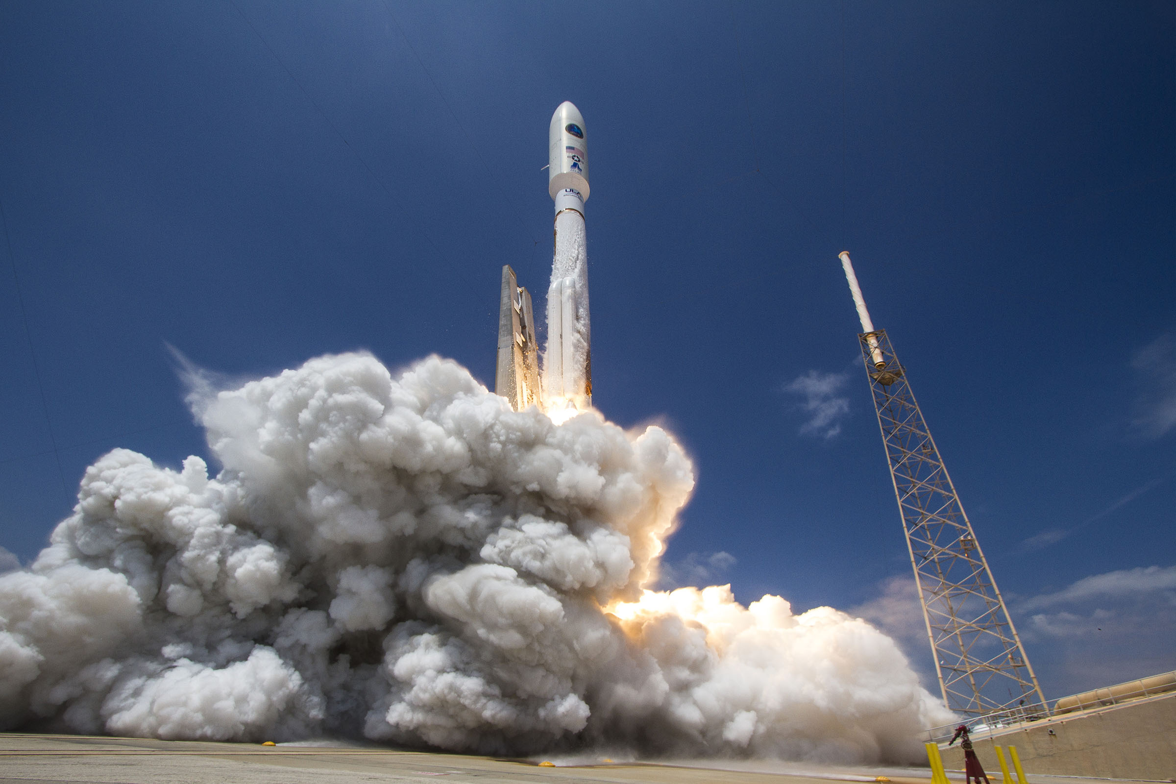 SpaceX Challenge to ULA Block Buy Could Hinge on Questions of Timing