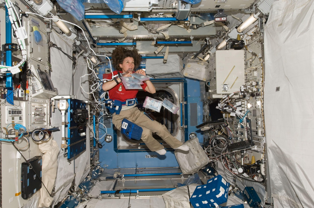 How Zero Gravity Affects Astronauts' Hearts in Space