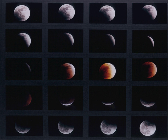 Capturing the 2000 Lunar Eclipse from 'Hell on Ice'