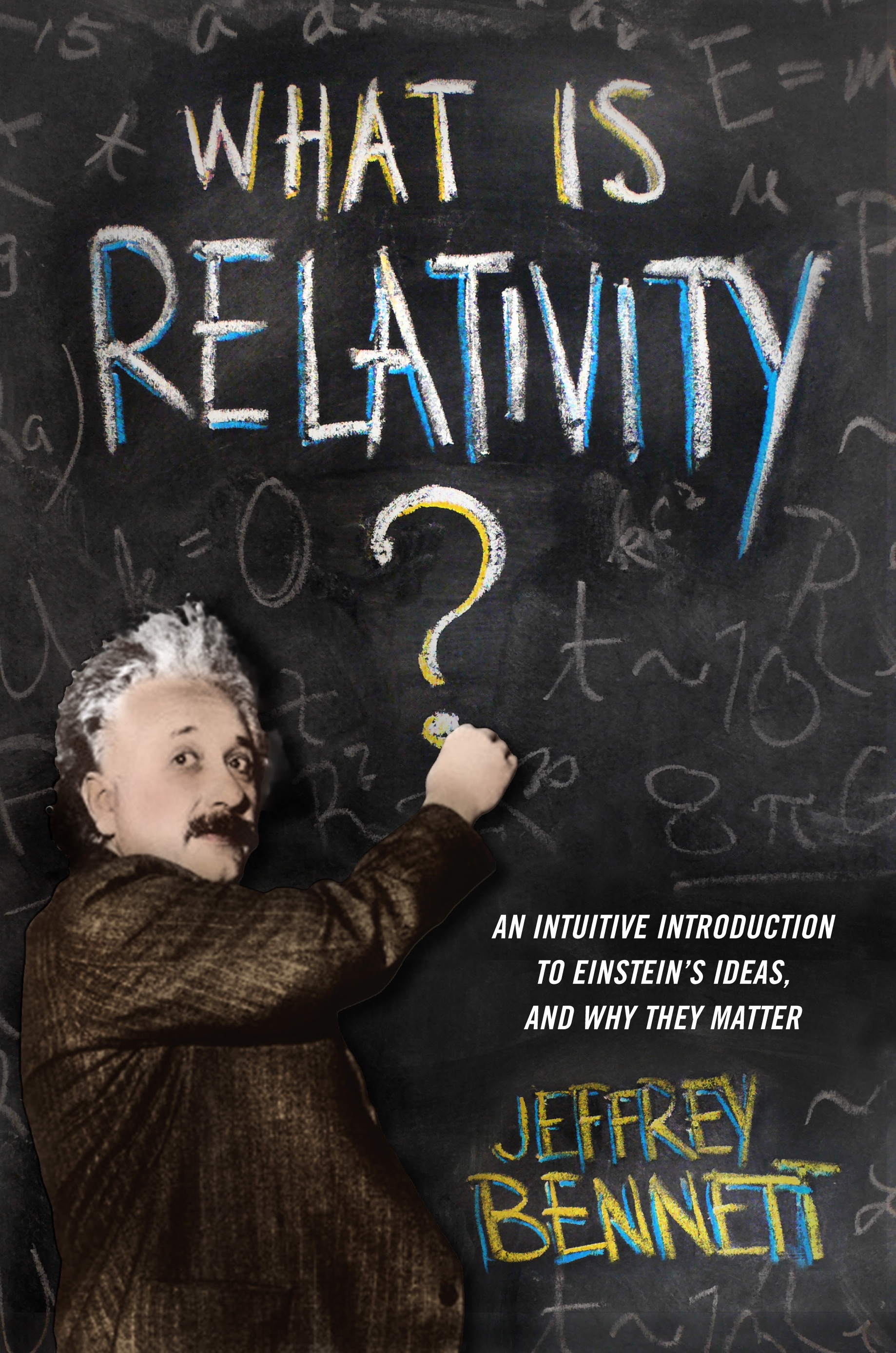 What Is Relativity? New Book Offers Simple Explanation