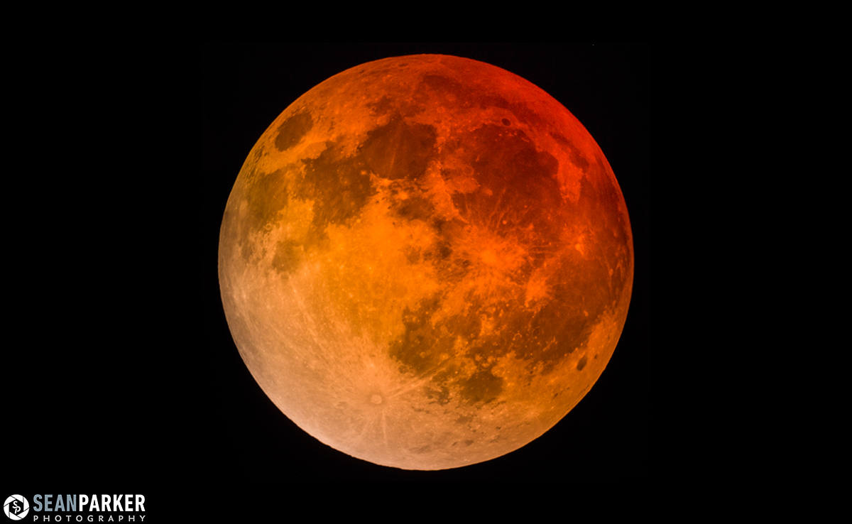 Sean Parker's Total Lunar Eclipse of April 15, 2014