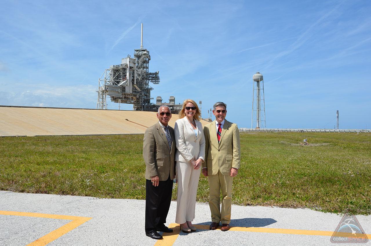 NASA Signs Over Historic Apollo-Era Launch Pad to SpaceX
