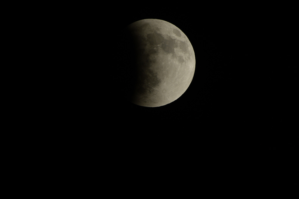 'Blood Moon' Lunar Eclipse