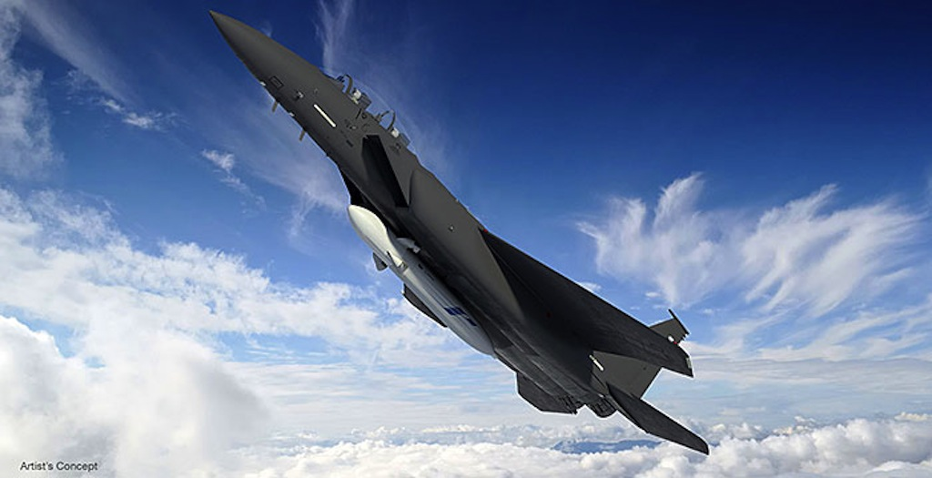 Boeing-Built Fighter Jets Could Launch US Military Satellites Into Space