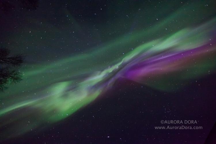 Spellbinding Colors of Northern Lights Astound Alaska Photographer (Images)