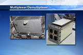 Graphic depicting the Multiplexer-Demultiplexer of the International Space Station. Image released April 17, 2014.